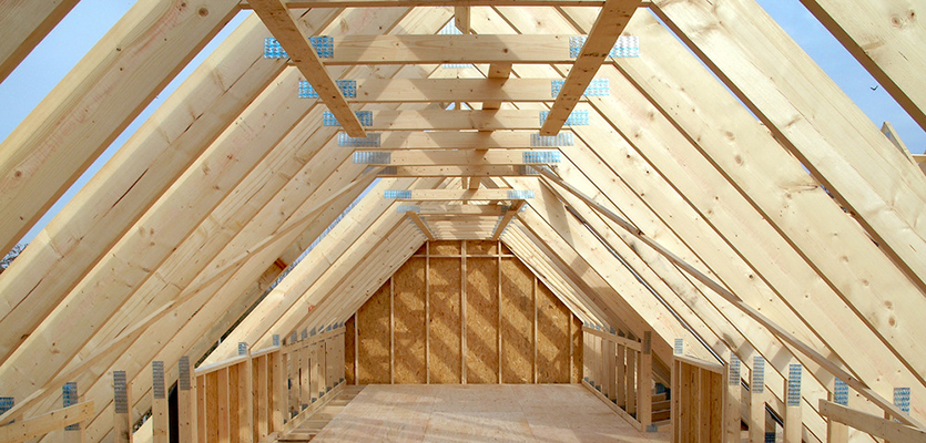 The Development Of Roof Trusses Being Engineered From Plan And Delivered On Australian Owner Builders